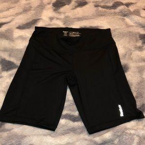 Reebok compression shorts bike shorts medium
